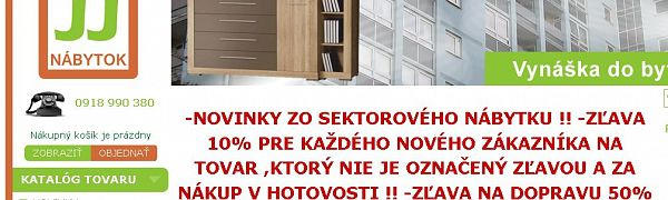 JJ Nábytok